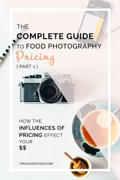 The Complete Guide To Food Photography Pricing Part 1   Identify how the influences of pricing Effect those dollar bills.