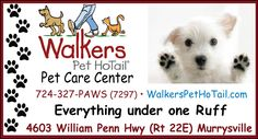 Walkers Pet Hotail!!