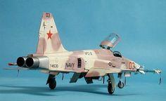 1/48 Monogram F-5E Tiger II by Gary Wickham