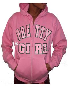 Pretty Girl hoodie