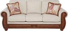 Cindy Crawford Home Key West Cove Beige Sofa