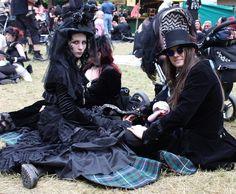 Victorian Goths