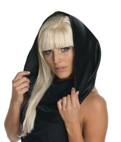 Lady Gaga Headscarf,Black,One Size by Rubie's Costume CoTake for me to see Lady Gaga Headscarf,Black,One Size ReviewYou