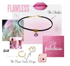 The Choker by gfgjewellery on Polyvore