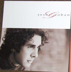 Josh Groban - Album Cover Poster Flat