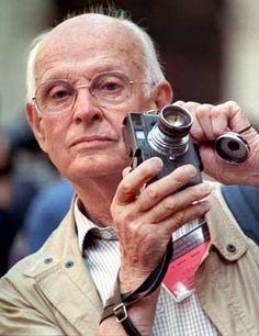 A scuola di fotografia con Henri Cartier-Bresson