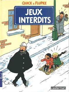 Quick et Flupke // Hergé