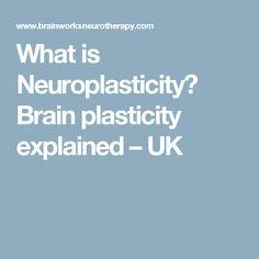What is Neuroplasticity? Brain plasticity explained – UK