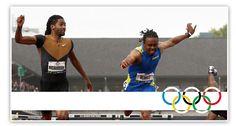 London Olympics –Track & Field hurdle races!