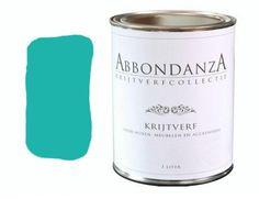 370 Krijtverf Turquoise