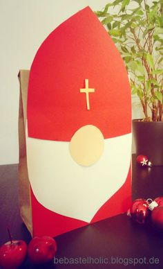 BE bastelholic: Nikolaus update
