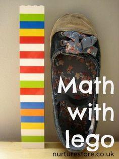 Preschool Math Activities: Our Playful Math Curriculum - How Wee Learn Math Literacy, Homeschool Math, Math Classroom, Kindergarten Math, Teaching Math, Maths, Numeracy, Homeschooling, Teaching Ideas