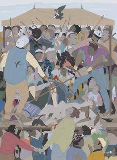 Empire in Flames: Kushana Bush on Crucifixions, Circumcisions and Black Magic