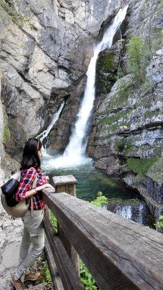 A Bohinji-tó körül – Csámborgó Waterfall, Outdoor, Outdoors, Waterfalls, Outdoor Games, The Great Outdoors