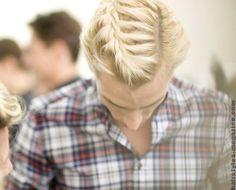 Modern French Hair Braids for Blonde Men - Hairstyles Magazine