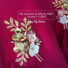 Ramadan is like the rain, it nourishes the seeds of good deeds.  . . . #beads #beading #beadingwork #beadswork #jahitmanik #ramadan #sayajahitmanik #sayajual #instawedding #tbt #baby #instabride #photooftheday #pearls #lace #igoftheday #embellishment #bajuraya #me #ootd #love #pengantin #bajupengantin #hijabista #craft #muslimah #bazaarpaknil #wedding #malayweddingguide #cute
