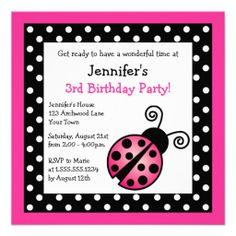 >>>Order Pink Ladybug Birthday - Black and White Polka Dots Custom Invitation Pink Ladybug Birthday - Black and White Polka Dots Custom Invitation online after you search a lot for where to buyDiscount Deals Pink Ladybug Birthday - Black and White Polka Dots Cust...Cleck Hot Deals >>> http://www.zazzle.com/pink_ladybug_birthday_black_and_white_polka_dots_invitation-161725218406987327?rf=238627982471231924&zbar=1&tc=terrest