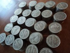 Pachislo Tokens 250 MATCHING .984 NONMAGNETIC/TESTED Arcade Gaming, Slots