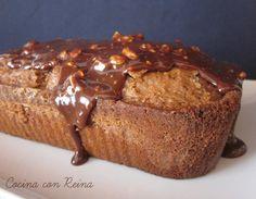 Pocas recetas de meriendas gustan tanto como un buen Plum cake. Y si es de chocolate más aún. Mira qué 2 ingredientes mágicos guarda esta, de COCINA CON REINA.
