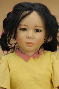 306: Annette Himstedt Michiko Art Doll : Lot 306