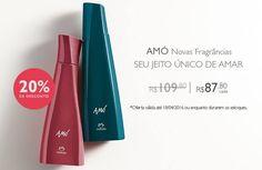 PROMOÇÕES (12/04 a 18/04) | rede.natura.net/espaco/comprecomrosepastor entrega em todo Brasil