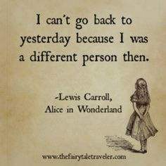 There are inspirational quotes that can be life-changing. But for those that really shed light on life's most difficult times, why not turn to the best Alice in Wonderland quotes? Lewis Carroll had much more in mind than you think. Best Inspirational Quotes, Great Quotes, Quotes To Live By, Life Quotes, Old Soul Quotes, Famous Quotes From Movies, Famous Quotes About Love, Best Book Quotes, Quotes From Songs