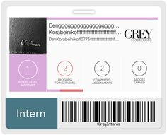 I think I take a pretty good picture, don't you? #GreyInterns #GreyPic
