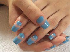 Unhas vazadas para o verão 2015 ~ Blog da Sophia Abrahão