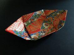 折り紙 皿 - Google 検索