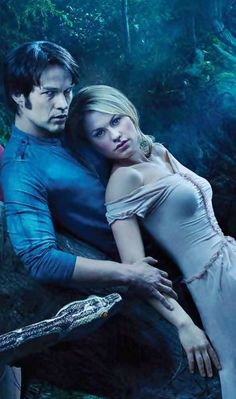True Blood Bill + Sookie