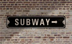 Made to Order Metal Street Sign  Vintage by AlpineGraphics on Etsy, $69.00