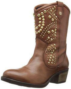 Martinelli Juliet 575-5981U, Stivali da cowboy donna, Marrone (Cuero), 36: Amazon.it: Scarpe e borse