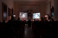 Alba Ecstasy & Nord: The Electronic Museum Concert April 2012