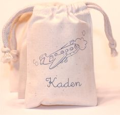 transportation themed party favor bags- $1.80 each - For your little monkey - etsy.com Airplane, Helicopter and space shuttle