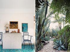 home of Francois Gilles in Taroudant, Morocco