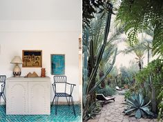 Home of French interior designer and rug-importer François Gilles — Taroudant, Morocco