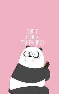 don't touch my phone foundonweheartit iphonebackground phonebackground iphonewal… – funny wallpapers backgrounds Lock Screen Wallpaper Iphone, Cartoon Wallpaper Iphone, Disney Phone Wallpaper, Iphone Background Wallpaper, Locked Wallpaper, Homescreen Wallpaper, Iphone Backgrounds, Wallpaper Wallpapers, Wallpaper Ideas