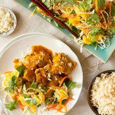 Lemongrass Chicken - Nadia Lim