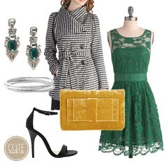Holiday Dressy Outfit
