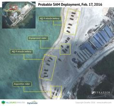 A Glimpse Into China's Military Presence in the South China Sea | Stratfor