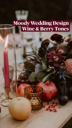 Fruit Wedding, Fall Wedding Flowers, Fall Wedding Colors, Autumn Wedding Ideas October, Fall Wedding Inspiration, Wedding Cakes, October Wedding, Wedding Bouquets, Fruit Centerpieces