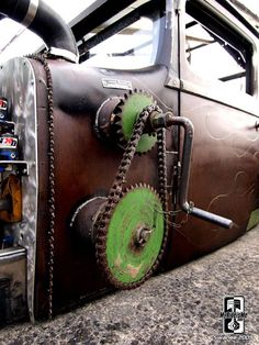 Awesome Diesel Hot Rod starter