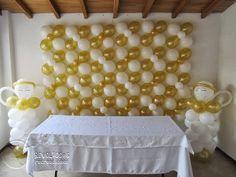 PRIMERA COMUNION FIGURAS ANGELES ICOPOR |Decoraciones para fiestas ...