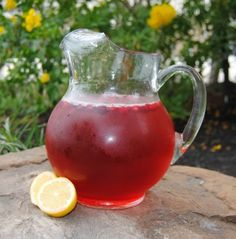 fat flush water--1 oz unsweetened cranberry juice per 7 oz of water.  Recommended 64 oz a day--so mix it up in the morning.