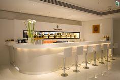 Veuve Clicquot Champagne Bar at Harrods by Elemental Design