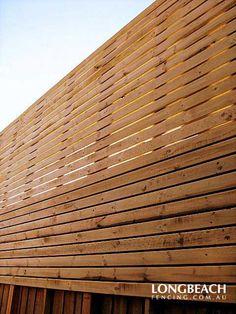 Privacy Screens | Timber Screen, Merbau Screens, Fence Screening - Melbourne, Frankston | Longbeach Fencing