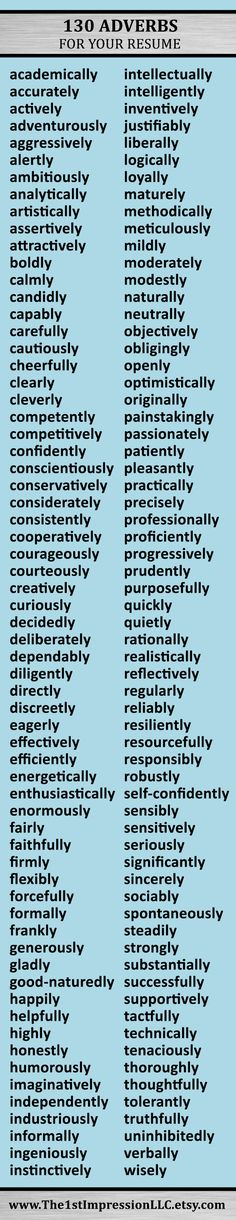 good resume adverbs adverbs mente spanishdict answers resume