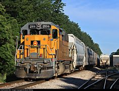 RailPictures.Net Photo: MQT 2004 Marquette Rail EMD GP38-2 at Walhalla, Michigan by Steven Mckay