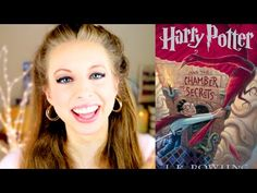 HARRY POTTER AND THE CHAMBER OF SECRETS BY JK ROWLING | booktalk wtih XT...