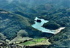 The Arezzo Dam, Spoleto, Italy